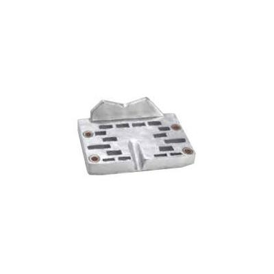 Waffle Anode Block OMC Stringer Outdrives 100-245 HP