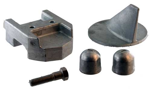 Anode Zinc Kit for Mercruiser Alpha 1 Outdrives 1984-1990