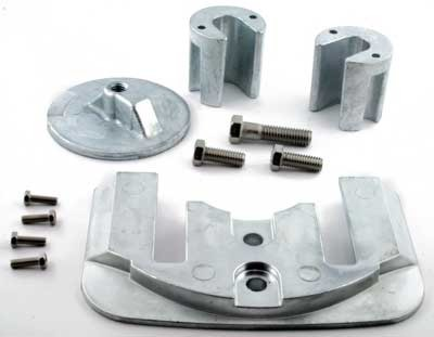 Zinc Kit Bravo 2-3 Mercruiser