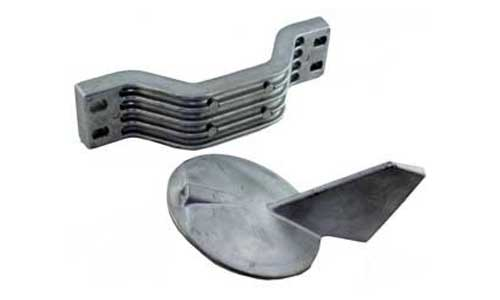 Anode Zinc Kit for Yamaha Outboard 150-200 HP Counter Rotation