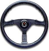 Champion Steering Wheel