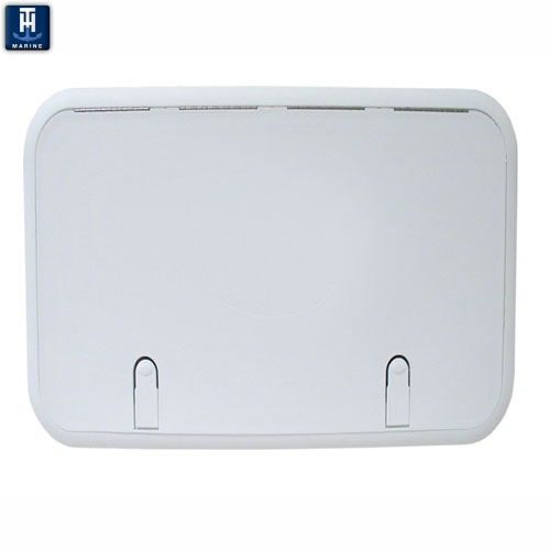 "13"" x 17"" Hatch - Designer Series - Polar White"