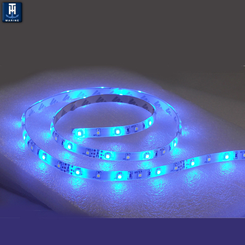 LED Marine Flex Strip/Rope Light 3M Mounting Tape 12