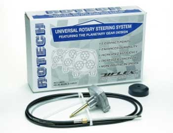 UFlex Rotech Universal Rotary Steering System, 10 Foot Cable