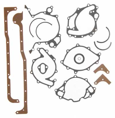 Gasket Lower Set Marine Ford 289 302 V8 PCM OMC Volvo Mercruiser Indmar