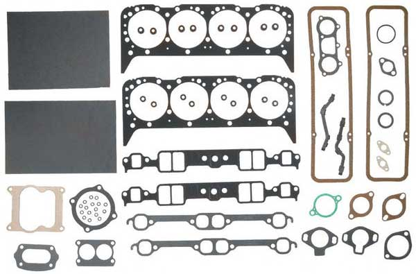 Gasket Head Set Marine for Mercruiser OMC Volvo GM Small Block V8