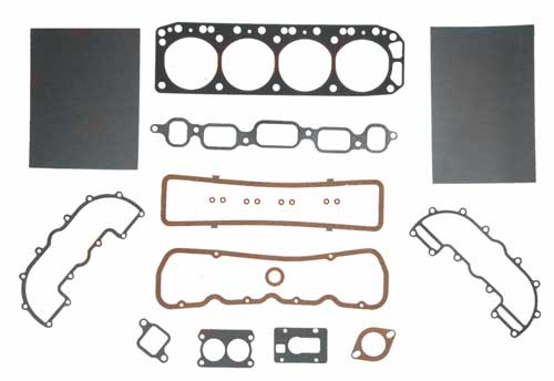 Gasket Head Set Marine 2.5L 153 CID 120 HP GM 4 Cylinder Mercruiser