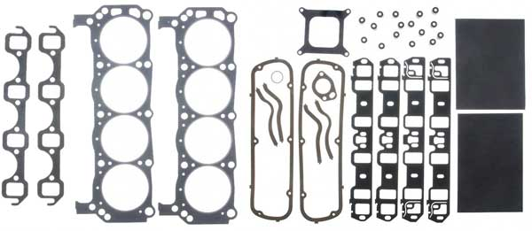 Gasket Head Set Marine for Ford 351 5.8L CID PCM OMC Volvo Mercruiser