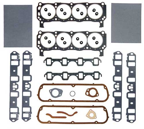 Gasket Head Set Marine Ford 289 302 CID Small Block OMC Volvo PCM Mercruiser