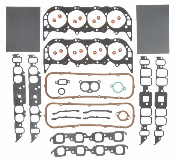 Gasket Head Set for 427 454 7.4L GM BB All 1989 and Earlier Gen 4 Marine
