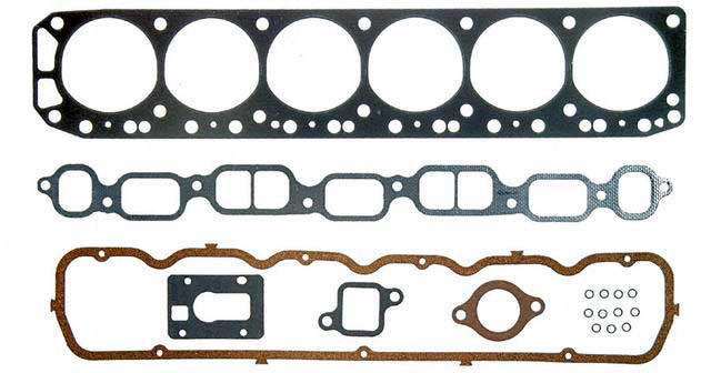 Gasket Head Set for GM Inline 6 Cyl Mercruiser OMC Crusader