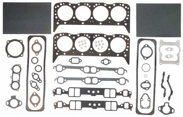 Gasket Head Set Marine GM 305 5.0L V8 Center Bolt Valve Covers 1987-1997