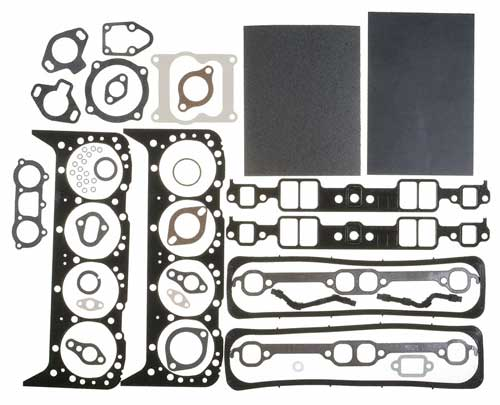 Gasket Head Set Marine 5.7L 350 CID GM Center Valve Cover Bolts 1987-1997