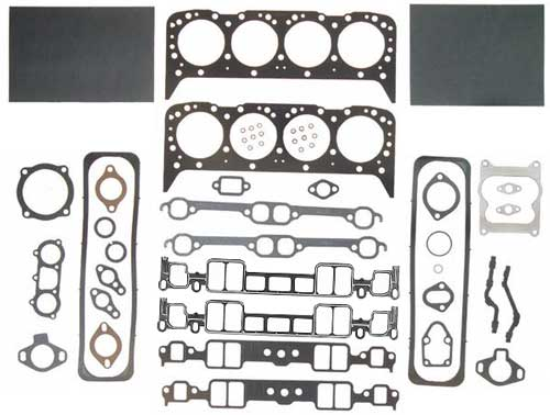 Gasket Head Set Marine Small Block 5.0L 305 GM V8 1987 and Newer