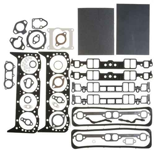 Gasket Head Set Marine 5.7L 350 GM V8 1987 and Newer