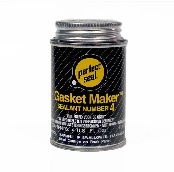 Perfect Seal Gasket Sealing Compound 4 oz Brush in Can Replaces 92-34227Q02
