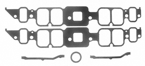 Gasket Intake Manifold set for 7.4L 8.2 454 502 CID GM with Square Ports