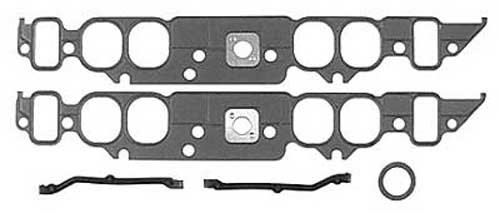 Gasket Intake Manifold Set Marine GM 454 7.4L Big Block V8 Oval Port