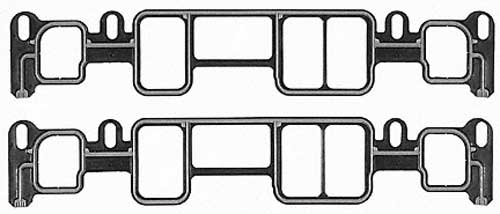 Gasket Intake Manifold Set Marine GM V6 4.3L Vortec 96-up 8 Bolt