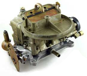 Carburetor, 5.0L 5.7L GM V8, Volvo, OMC