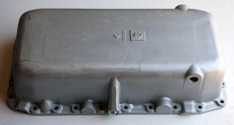 Oil Pan for Marine 6V-92 OR 6V-71 Detroit Diesel or Johnson and Towers.