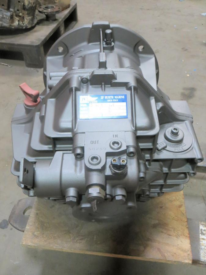 Marine Transmission, ZF Hurth ZF63A 2.00:1 Ratio Rebuilt