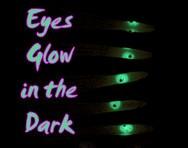 Eyes Glow