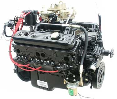 5.7L Vortec Base Plus Engine