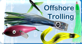 Offshore Trolling Lures