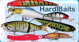 Hard Plastic Baits