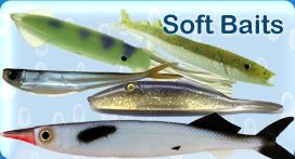 Realistic Soft Plastic Baits
