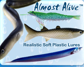 Almost Alive Lures - The best there is!