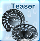 Teaser Fishing Reels