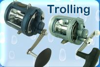 Trolling Fishing Reels