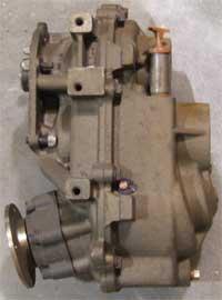 Borg Warner V-Drive Transmission