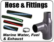 marine hose and fittings