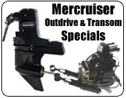 Mercruiser Transoms & Outdrives Specials
