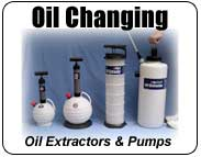 Oil Extractors by Pela
