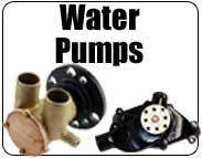 Raw Water Pumps, Circulating Water Pumps, Outdrive Water Pumps