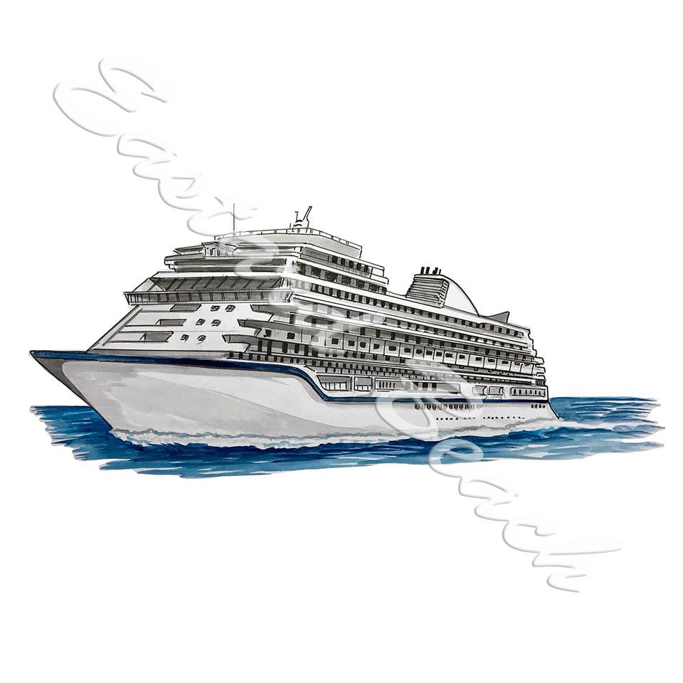 Similiar Parts Of A Cruise Ship Keywords