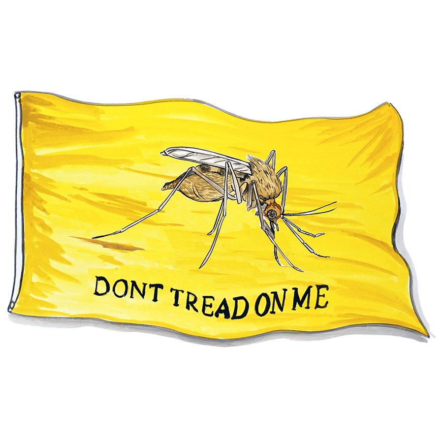 Don't Tread on Me - Mosquito