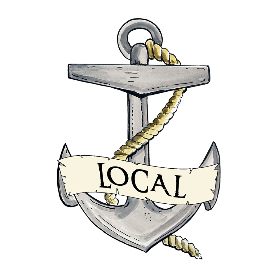 """Local"" - Anchor"