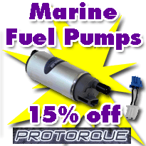 Fuel Pumps 15% off