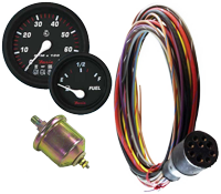 Gauges Harnesses Sender